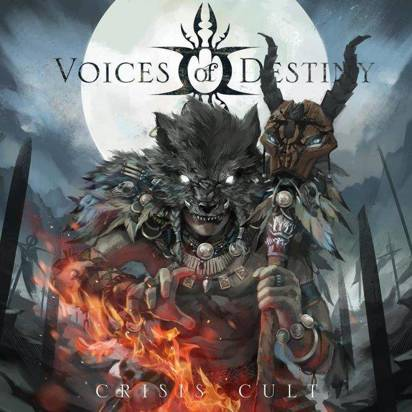 "Voices Of Destiny ""Crisis Cult Limited Edition"""