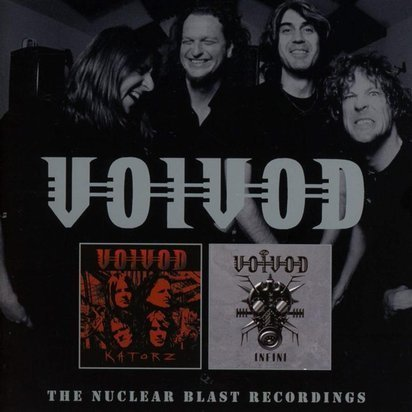 "Voivod ""The Nuclear Blast Recordings"""