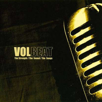 "Volbeat ""The Strenght The Sound..."" Lp"