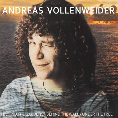 "Vollenweider, Andreas ""Behind The Gardens - Behind The Wall - Under The Tree"""