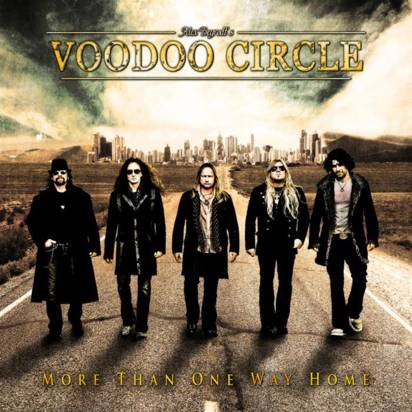 "Voodoo Circle ""More Than One Way Home Limited Edition"""