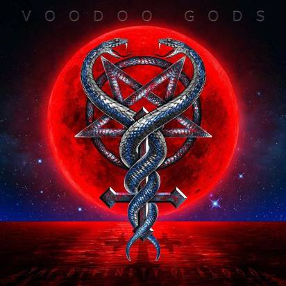 "Voodoo Gods ""The Divinity Of Blood LP"""