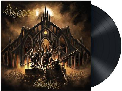 "Vulcano ""Eye In Hell LP"""