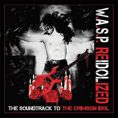 "W.A.S.P. ""Re-Idolized LP"""