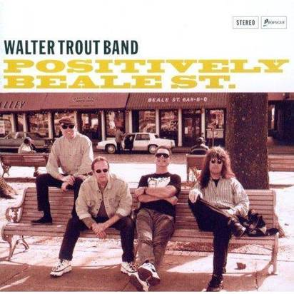 "Walter Trout Band ""Positively Beale Street"""