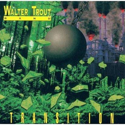 "Walter Trout Band ""Transition"""