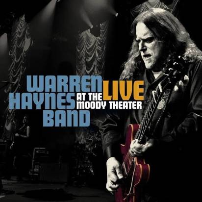 "Warren Haynes Band ""Live At The Moody Theater"""