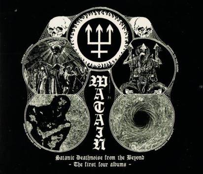 "Watain ""Satanic Deathnoise From The Beyond"""