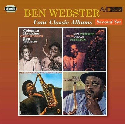 "Webster, Ben ""Four Classic Albums"""