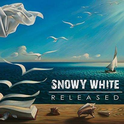 "White, Snowy ""Released"""