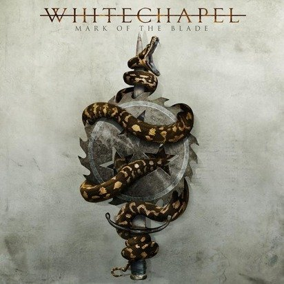 "Whitechapel ""Mark Of The Blade Limited Edition"""