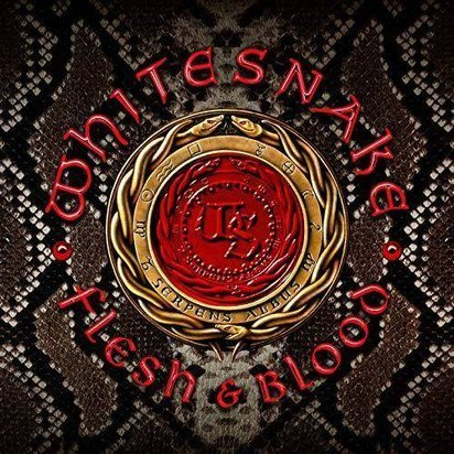 "Whitesnake ""Flesh & Blood Limited Edition"""