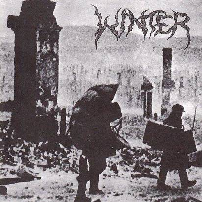 "Winter ""Into Darkness LP RED"""