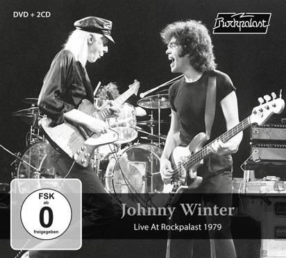 "Winter, Johnny ""Live At Rockpalast 1979 CDDVD"""