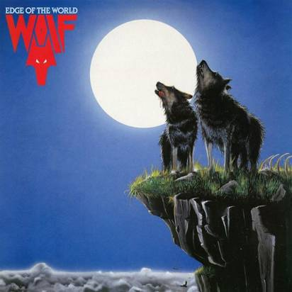 "Wolf ""Edge Of The World"""