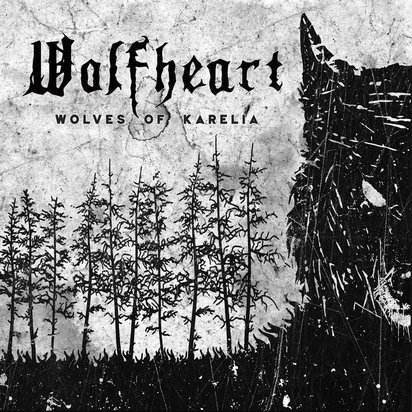 "Wolfheart ""Wolves Of Karelia LP"""