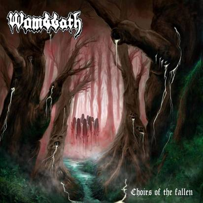 "Wombbath ""Choirs Of The Fallen"""