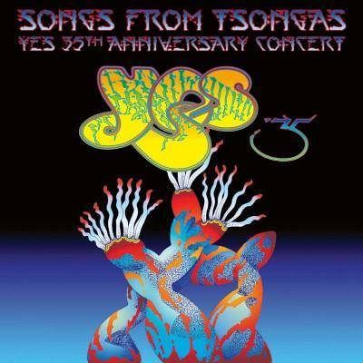 "Yes ""Songs From Tsongas - 35th Anniversary Concert LP"""