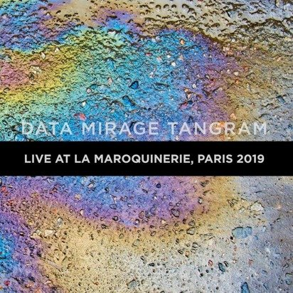 "Young Gods, The ""Data Mirage Tangram Live At La Maroquinerie 2019"""